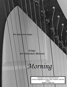Morning for lever harp by Gretchen Monson - PDF Download