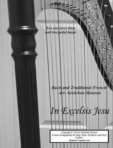 In Excelsis Jesu for Pedal and lever harp by Gretchen Monson - PDF Download