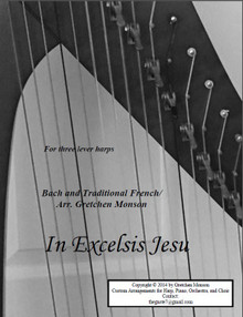 In Excelsis Jesu for lever harp by Gretchen Monson - PDF Download