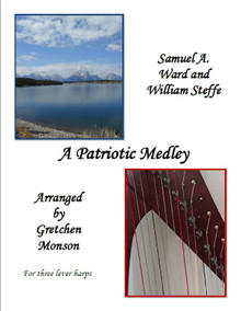 A Patriotic Medley for lever harp by Gretchen Monson - PDF Download