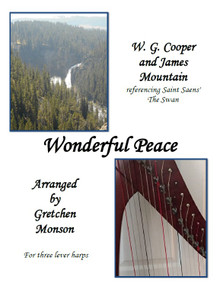 Wonderful Peace for lever harp by Gretchen Monson - PDF Download