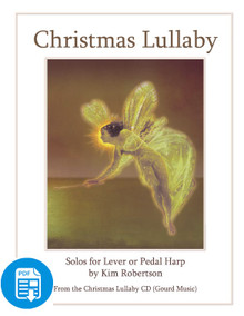 Christmas Lullaby by Kim Robertson - PDF Download