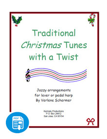 Traditional Christmas Tunes with a Twist - PDF Download