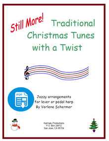 Still More Traditional Christmas Tunes with a Twist - PDF Download