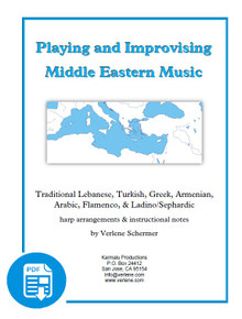 Playing and Improvising Middle Eastern Music by Verlene Schermer - PDF Download
