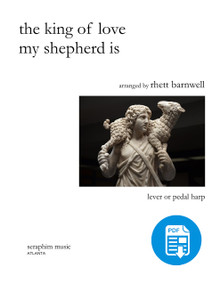 The King of Love My Shepherd Is arr. by Rhett Barnwell PDF Download