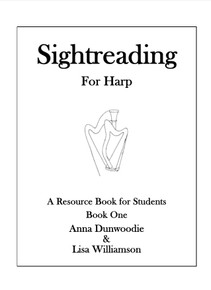 Sightreading for Harp Book One by Anna Dunwoodie and Lisa Williamson - PDF Download