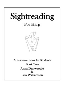 Sightreading for Harp Book Two by Anna Dunwoodie and Lisa Williamson - PDF Download