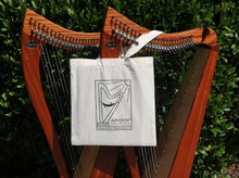 Hangin' with the Harp Tote