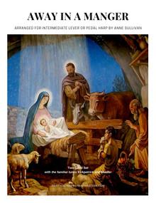 Away in a Manger arr. by Anne Sullivan - PDF Download