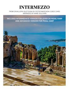 Intermezzo, from Cavalleria Rusticana by Pietro Mascagni, arr. by Anne Sullivan - PDF Download