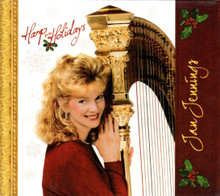 Harp for the Holidays by Jan Jennings CD