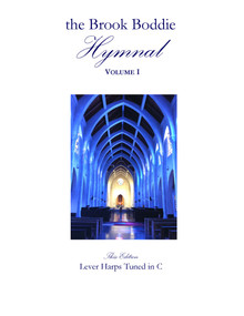 Brook Boddie Hymnal Volume 1 in C tuning collected by Rhett Barnwell