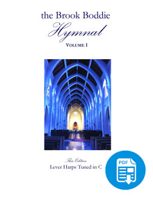 Brook Boddie Hymnal Volume 1 in C tuning collected by Rhett Barnwell - PDF Download