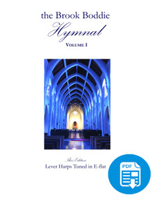 Brook Boddie Hymnal Volume 1 in Eb tuning collected by Rhett Barnwell - PDF Download