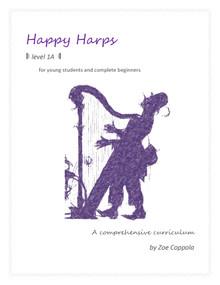 Happy Harps Level 1A by Zoe Coppola - PDF Download