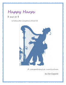 Happy Harps Level 1B by Zoe Coppola - PDF Download