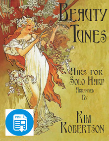 Beauty Tunes: Airs for Solo Harp arr. by Kim Robertson