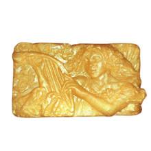 Harp Soap Bar - Gold