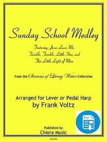Sunday School Medley by Frank Voltz - PDF Download