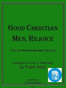 Good Christian Men, Rejoice by Frank Voltz - PDF Download