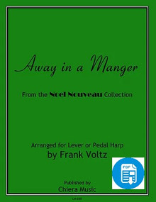 Away in a Manger by Frank Voltz - PDF Download