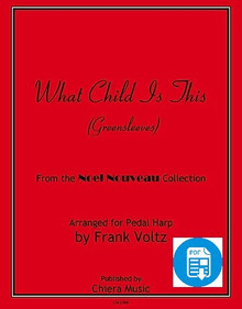 What Child is This by Frank Voltz - PDF Download