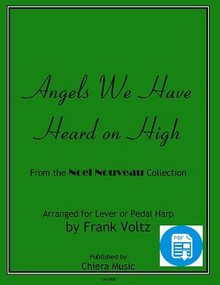 Angels We Have Heard On High by Frank Voltz - PDF Download