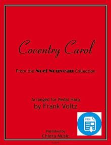 Coventry Carol by Frank Voltz - PDF Download