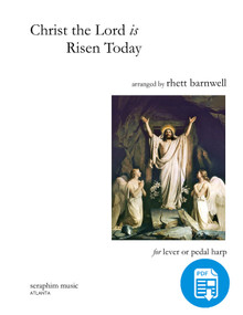 Christ the Lord Is Risen Today arr. by Rhett Barnwell - PDF Download