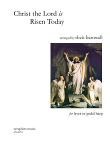 Christ the Lord Is Risen Today arr. by Rhett Barnwell