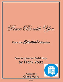 Peace Be with You by Frank Voltz - PDF Download