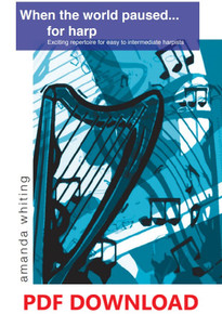 When the World Paused...for Harp by Amanda Whiting - PDF Download