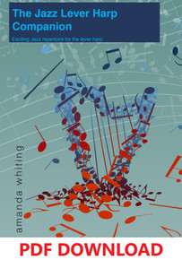 The Jazz Lever Harp Companion by Amanda Whiting - PDF Download
