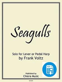Seagulls by Frank Voltz - PDF Download