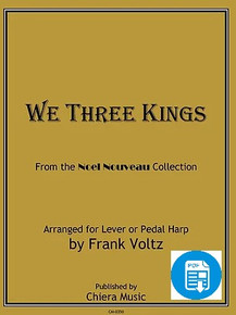 We Three Kings by Frank Voltz - PDF Download