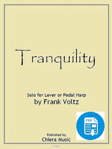 Tranquility by Frank Voltz - PDF Download