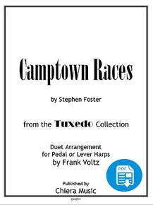 Camptown Races for Harp Ensemble by Frank Voltz - PDF Download