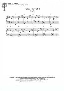 Hymne arr. by Angi Bemiss