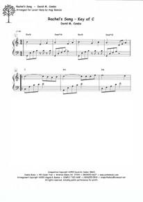 Rachel's Song arr. by Angi Bemiss