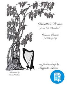 Doretta's Dream arr. by Merynda Adams - PDF Download