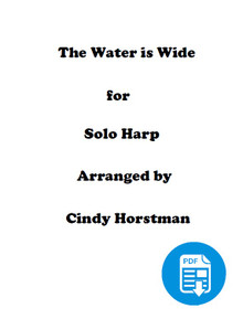 The Water is Wide arr. by Cindy Horstman PDF Download