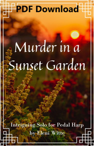 Stages of Murder in a Sunset Garden by Eleni Witte - PDF Download