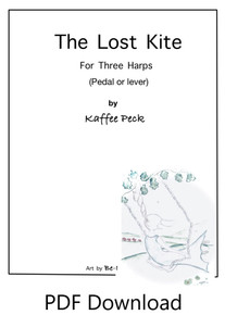 The Lost Kite for Three Harps by Kaffee Peck - PDF Download