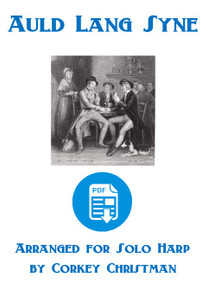 Auld Lang Syne by Corkey Christman  - PDF Download