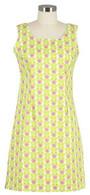 Mod Floral Piper Dress