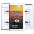 Consistency Through Concentration