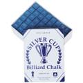 Silver Cup Chalk, Blue, 144 Piece Box