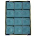 Silver Cup Chalk, Blue, 12 Piece Box