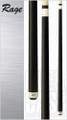 Cue Details   Wood: 100% North American Hard Rock Maple  Joint Collar: Wood-to-wood  Tip: 14mm phenolic jump/break  Ferrule: Durable fiber ferrule  Wrap: Sleek wrapless handle  Weight: 25 ounces only  Butt Cap: Black